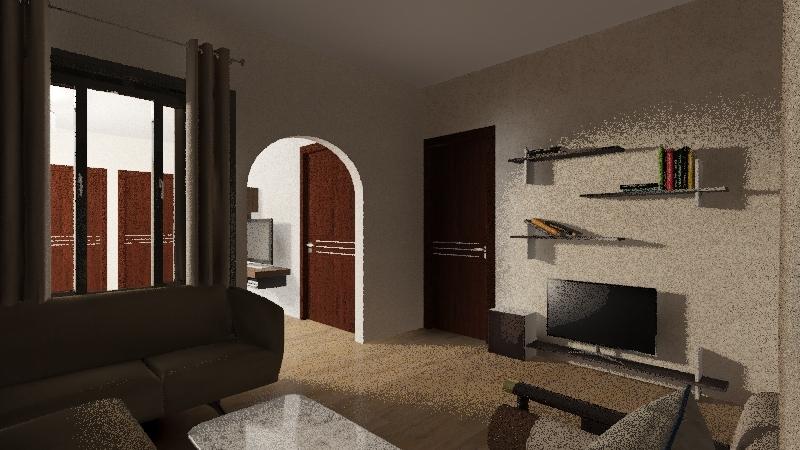 Desing1 Interior Design Render