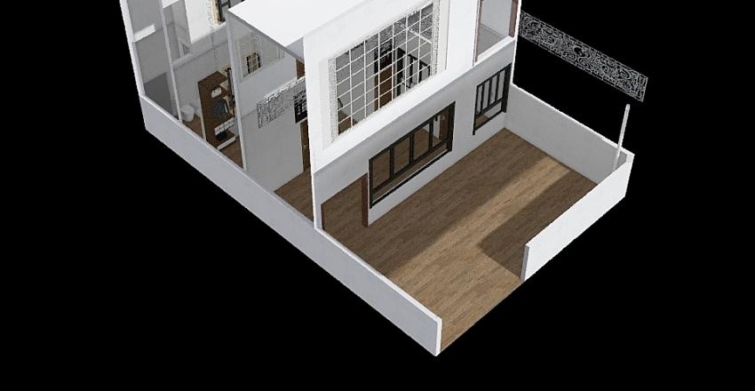 SainthalWithoutOffice Interior Design Render