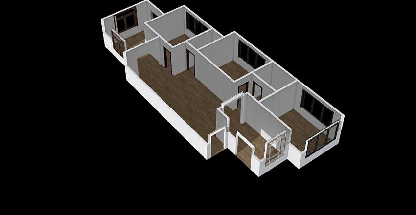 House Desing_01 Interior Design Render