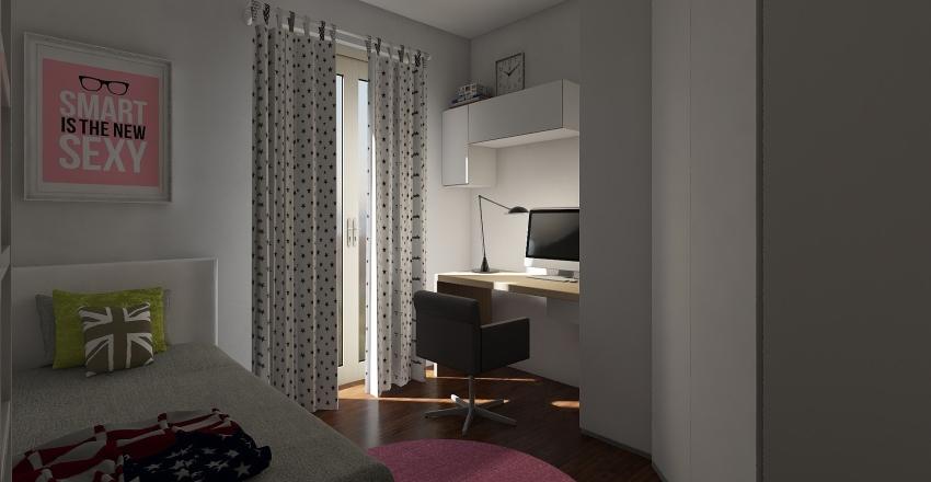 corigliano Interior Design Render