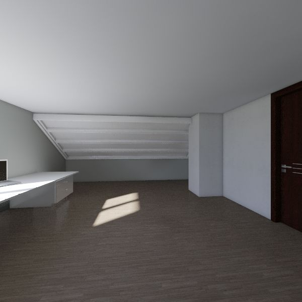 gabinet Interior Design Render