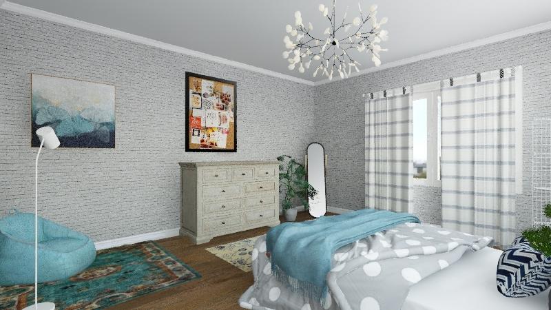 Kaydence's Grade Interior Design Render