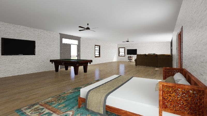 seth mejia Interior Design Render