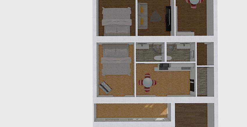 KE KOULCE 2NP Interior Design Render