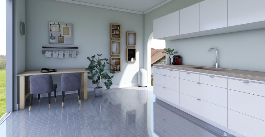 Proces Interior Design Render