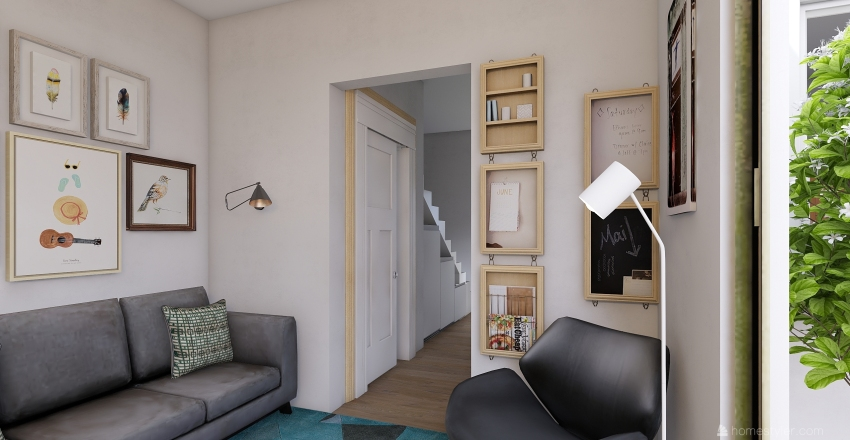 11.120 Interior Design Render
