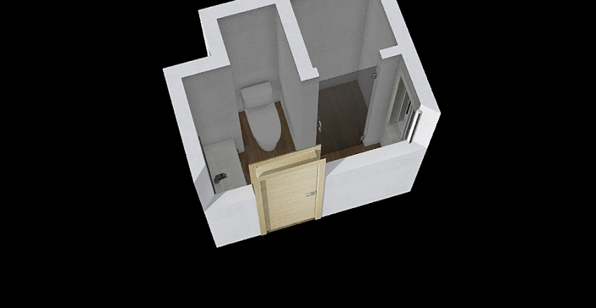 Nick Bathroom Ensuite Old Interior Design Render
