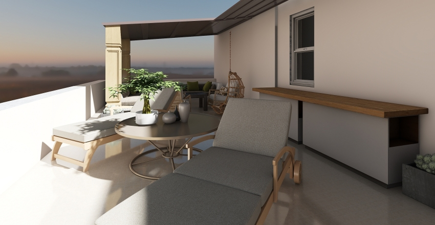 casa_gia_5 Interior Design Render