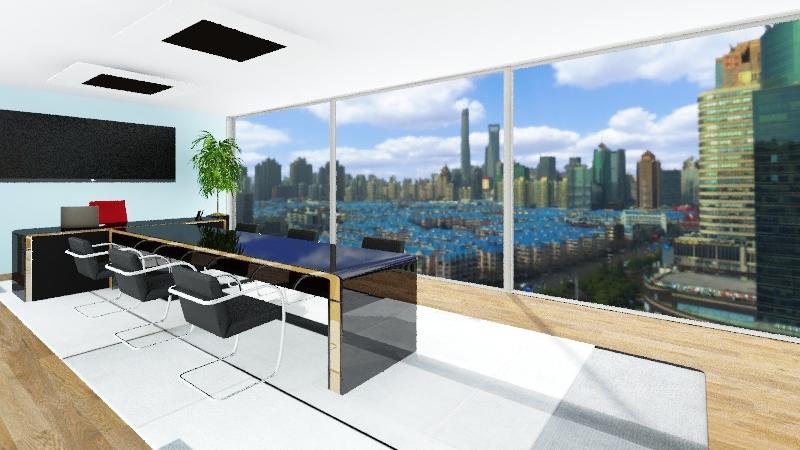 kancelaria Interior Design Render
