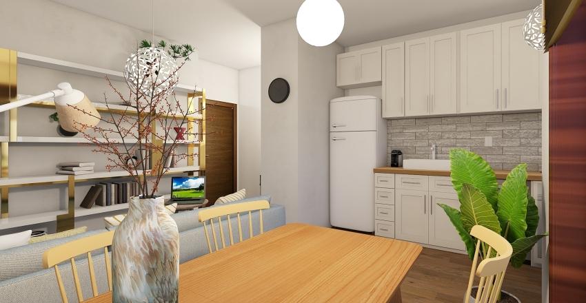 164/1 Interior Design Render