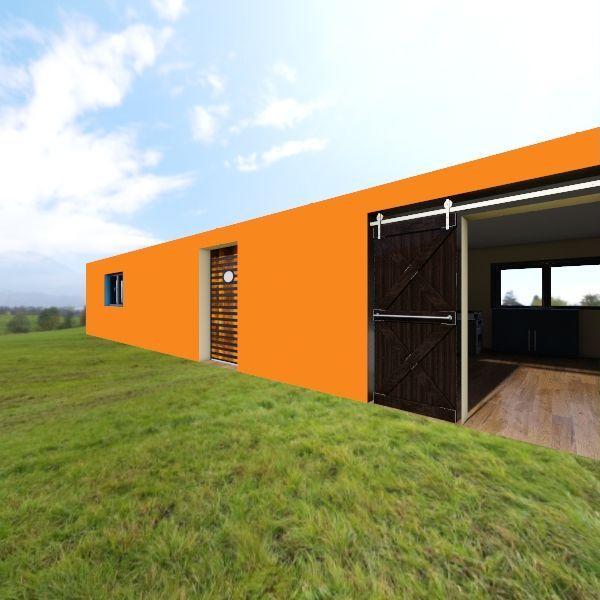 CASA DE TERRA Interior Design Render