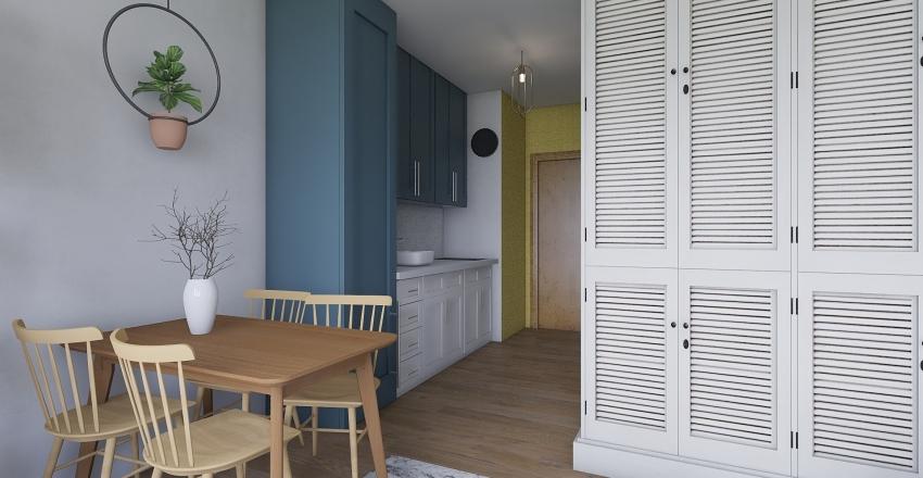 39/1 Interior Design Render