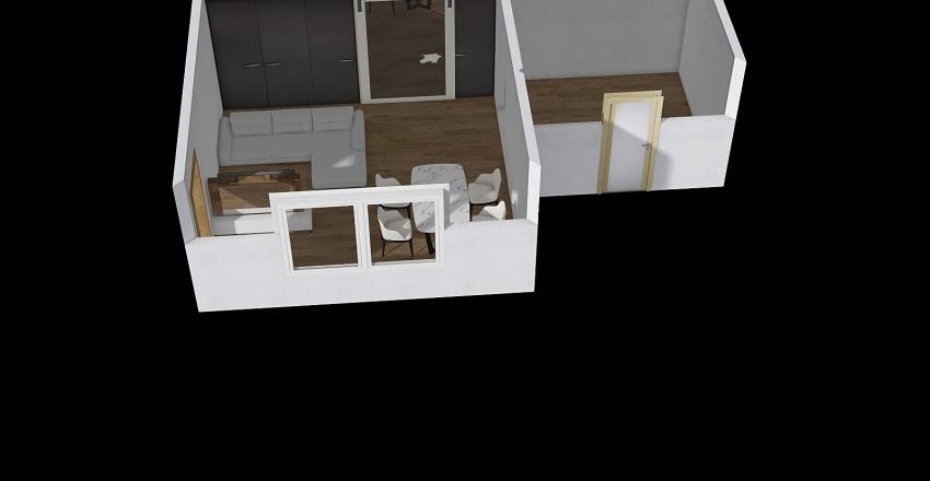 casa ALE RAMO2 Interior Design Render