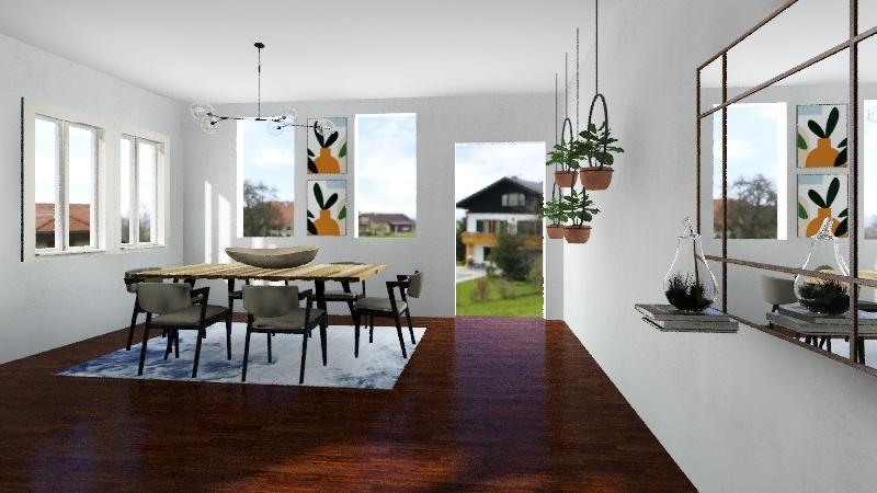 mugol home Interior Design Render
