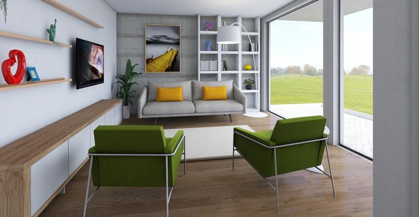 Doms test layout Interior Design Render
