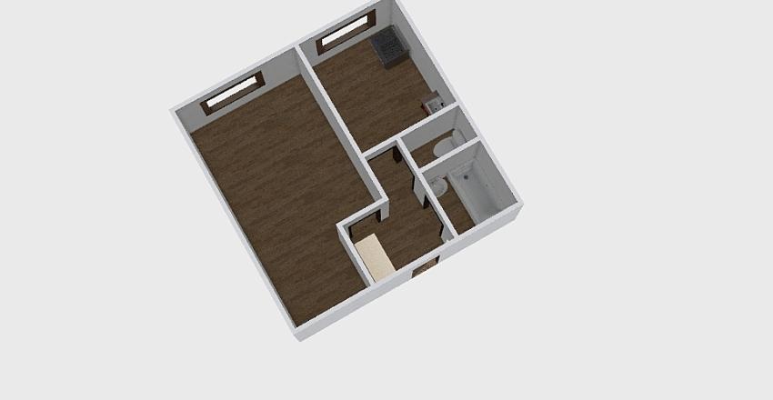 1-комн_0261_2 Interior Design Render