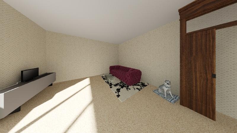 sidorean michelle Interior Design Render