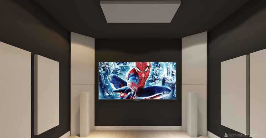 Chris Newton Interior Design Render