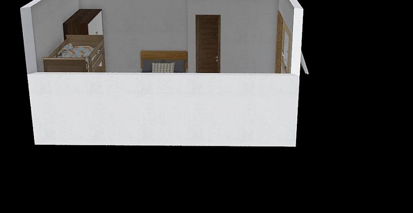 POUSADA Interior Design Render