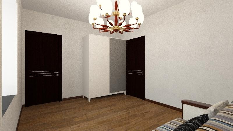 камиль моэ 3 Interior Design Render