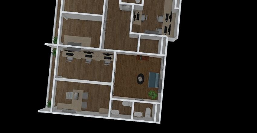 Doutores da Postura v2 Interior Design Render