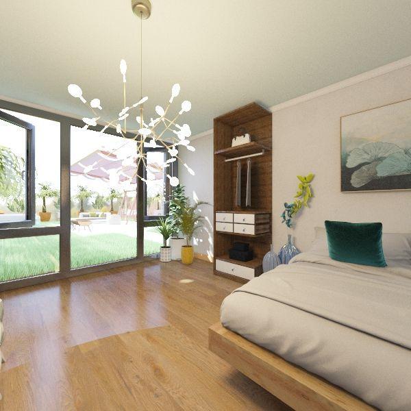 second dream home Interior Design Render