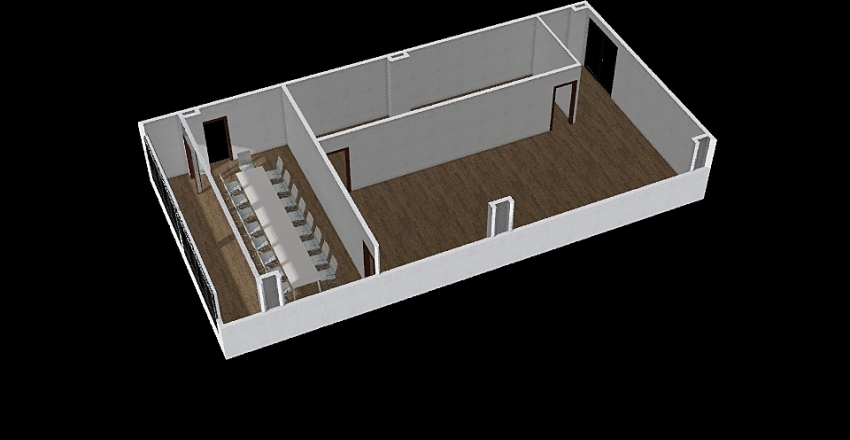 allse Interior Design Render