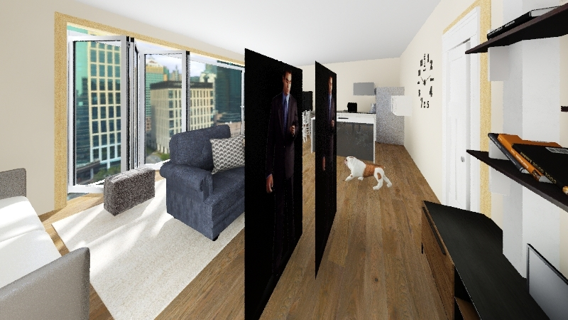 victoria bubuioc Interior Design Render