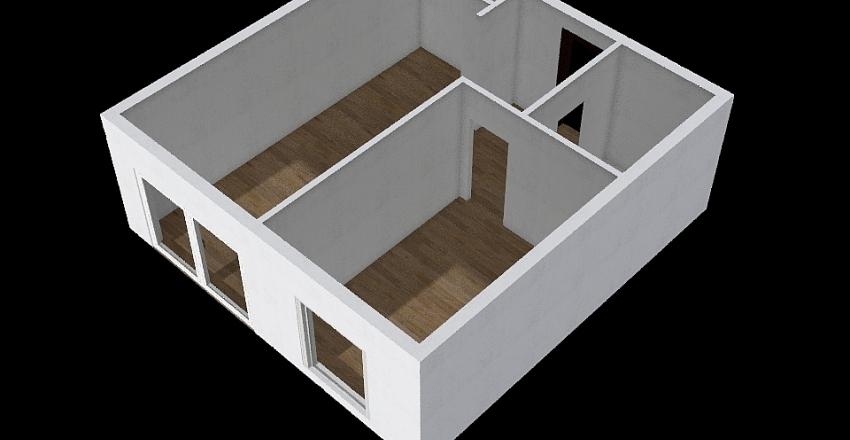 1.M3 Interior Design Render