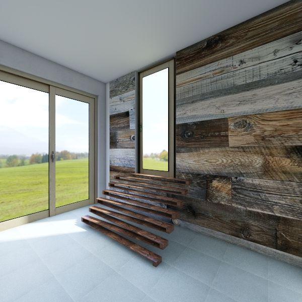 Breezeway Interior Design Render
