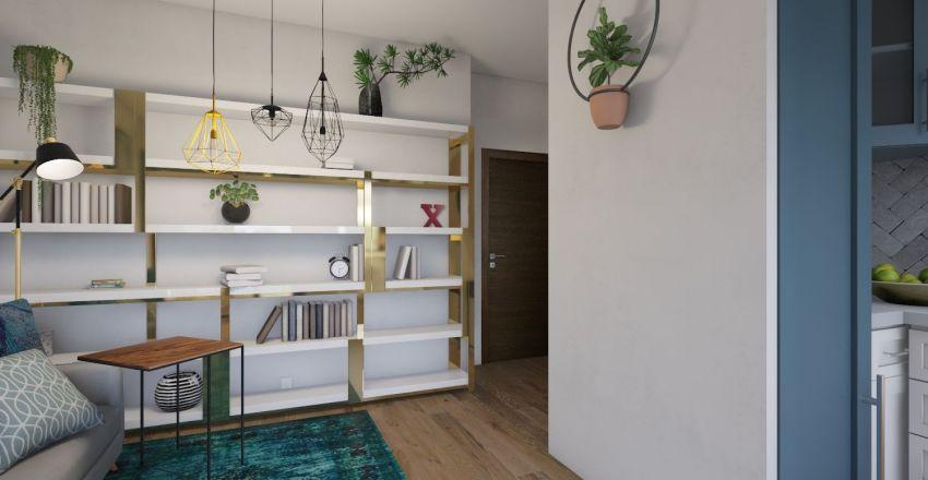 164/4 Interior Design Render