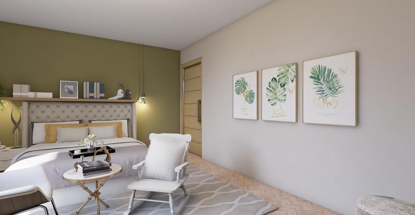 London app Interior Design Render