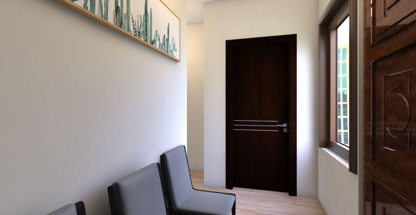 HO MK2 Interior Design Render