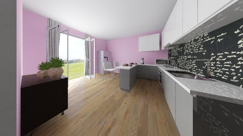 Davide Vinci Interior Design Render