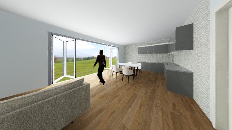 nome cognome Interior Design Render