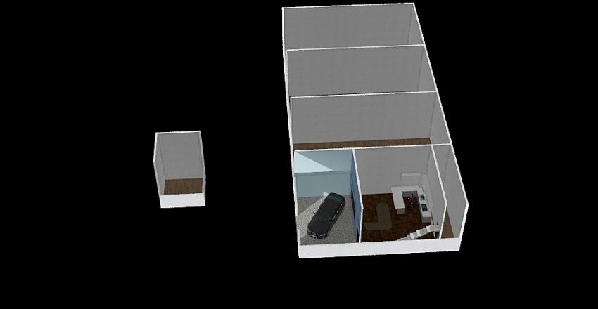 gaivota Interior Design Render
