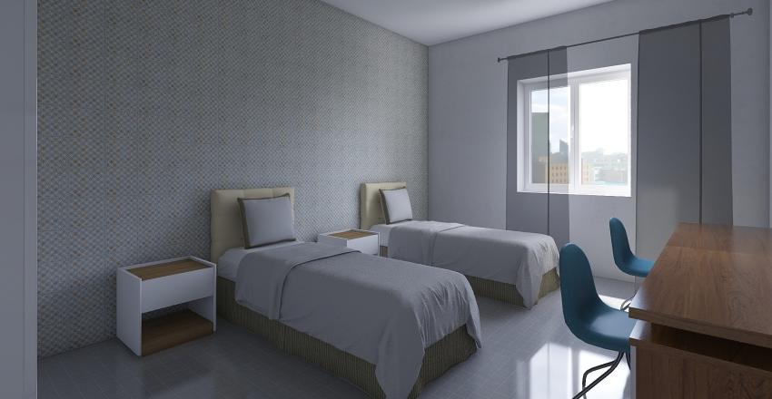 Via Libetta  Interior Design Render