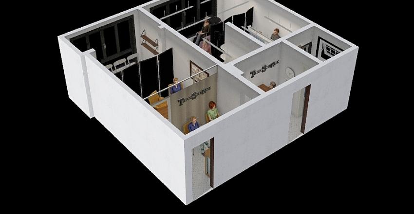 TricoScience_Full_D Interior Design Render
