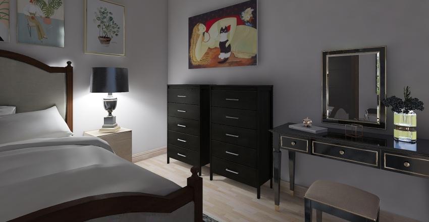CASA OL Interior Design Render