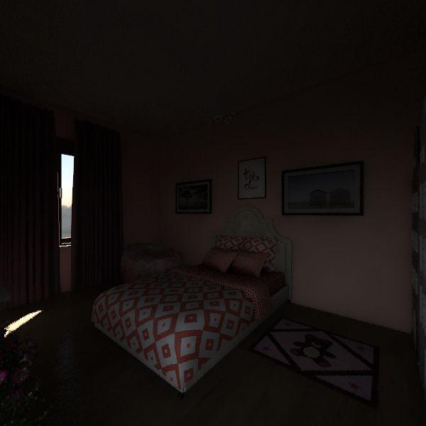 Tatiana dormitor Interior Design Render