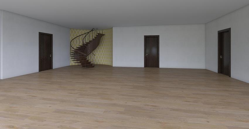 style flat Interior Design Render