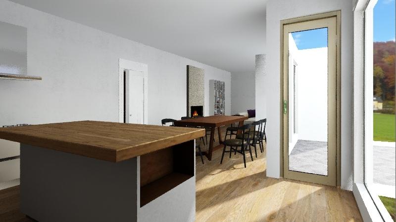 pekovo Interior Design Render