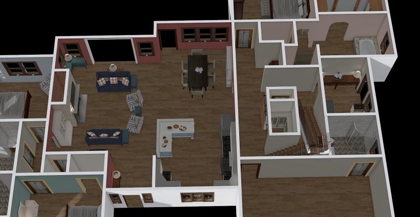 COPPERNORTH   Interior Design Render