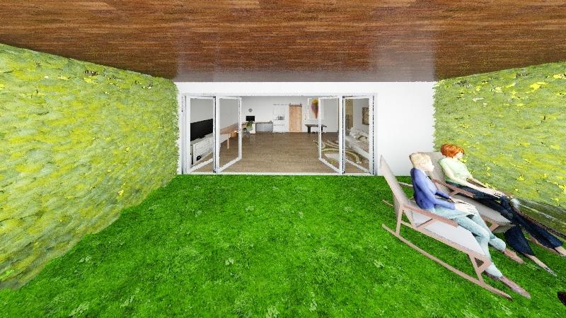 FRANCESCO GRIGOLETTO Interior Design Render