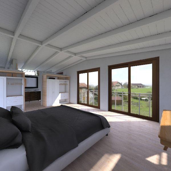 Master Addition - A1 Storage Grotto Interior Design Render