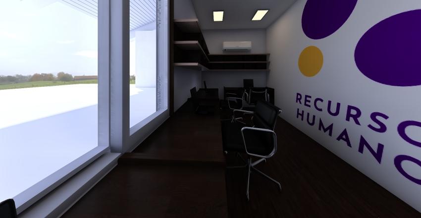 nova sala Interior Design Render