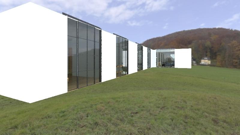 Magnatovic dum Interior Design Render