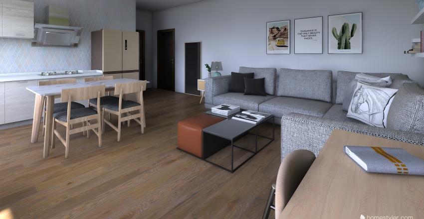 AAYA09 Interior Design Render