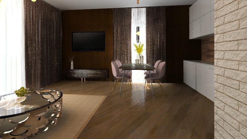 Iza1 design Interior Design Render
