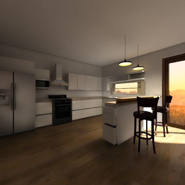 Rigoberto Morato Interior Design Render